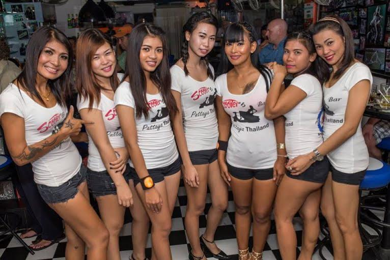 bar girls